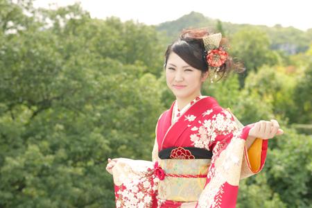 とても充実したサービスで安くて、神戸市の成人式は、えり正が一番!