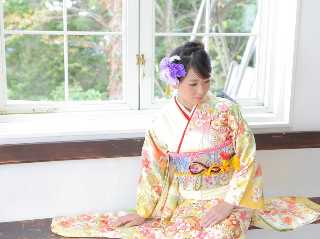 成人式を神戸で迎えましたが、えり正の着物は上質でした。