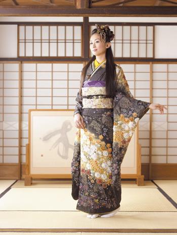 古典の振袖|神戸
