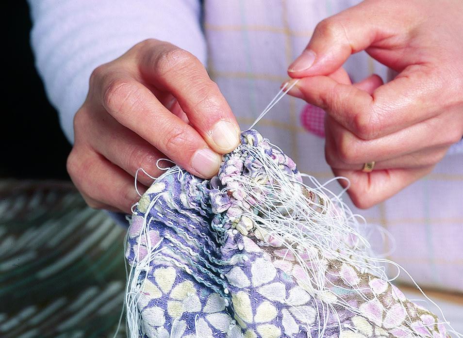 着物の刺繍